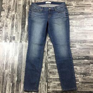 Torrid Skinny Jeans Plus Size 14 Pants